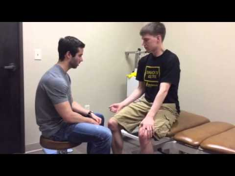 Elbow Flexion Test (Cubital Tunnel Syndrome Test)