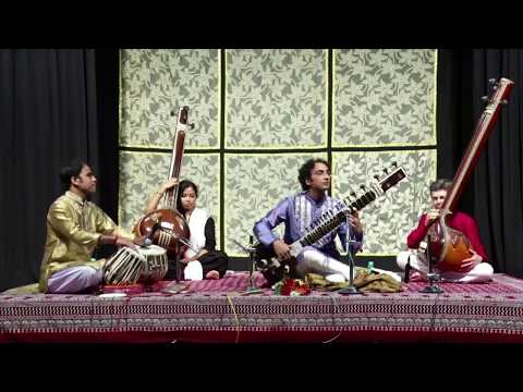 Asad Khan  Sitar - Bageshree