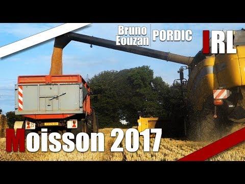 ETA EOUZAN | Moisson Blé 2017 | Bretagne !