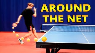 Top 10 Mind-Blowing Ping Pong Shots