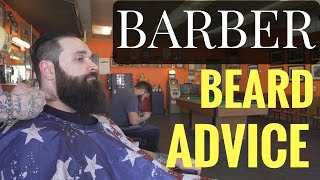 Tutorial of Beard Trim + Tips and Advice from a Barber