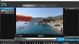 Progetto il mio PC - GUIDA 28 / Go Pro Studio tagliare i video + editing