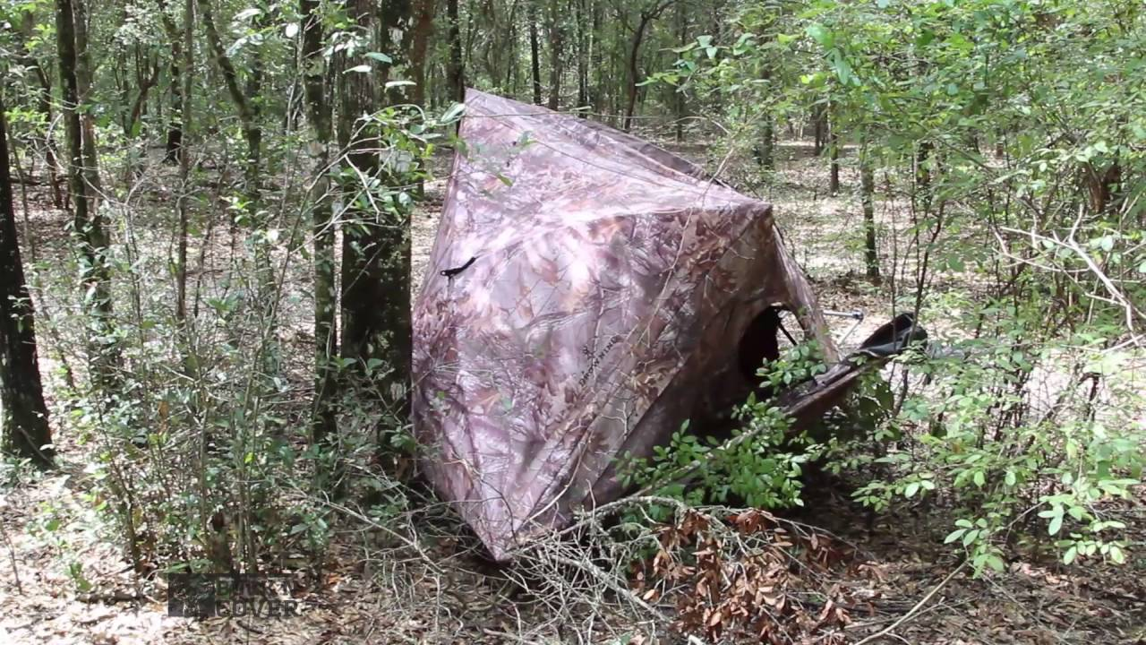 High Quality Tree Stand Roof Holds Strong During Florida Hurricane Season
