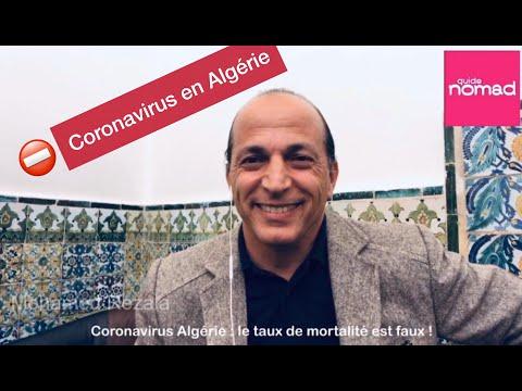 Coronavirus Algérie: attention, statistiques !