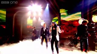 Kaiser Chiefs &  Christina Marie Perform Coming Home  The Voice Uk 2014