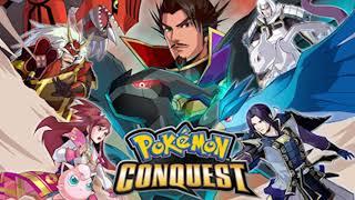 Pokémon Conquest Full OST