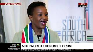 SAA is collapsing : Business Leadership South Africa CEO Busi Mavuso