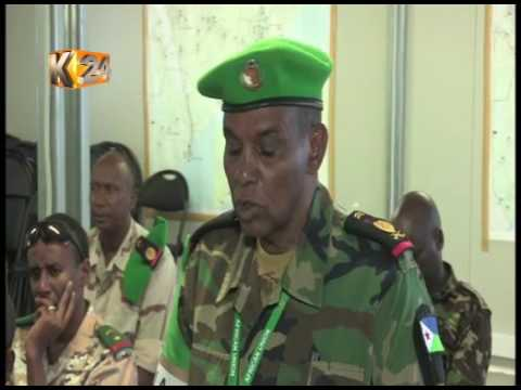 AMISOM, SNA urged to come together to enhance security ahead of Somalia's General election.