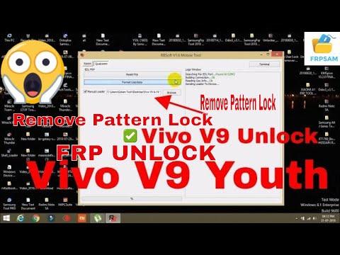 How To Vivo V9 V9 Youth Remove Pattern Lock And FRP Unlock