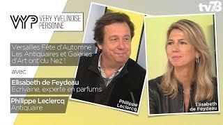 VYP – Fête d'automne à Versailles – Les antiquaires et Galeries d'Art ont du nez !
