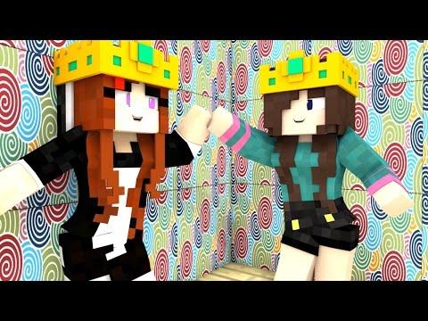 Minecraft: AS RAINHAS DO BAILE c/ Flokiis, Marcio, Zorbs ( Block Party)