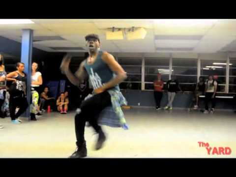 Toni Braxton - Make My Heart @The YARD choreographed Dion Deniss