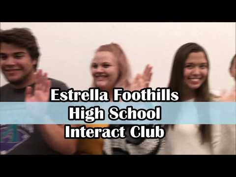 Estrella Foothills High School- Interact Video Awards 2017