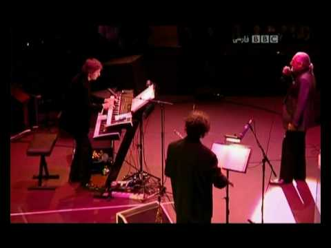 ابی : نوازش Ebi : Navazesh (London Royal Albert Hall) HQ BBC Persian
