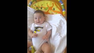 Numaracı bebek