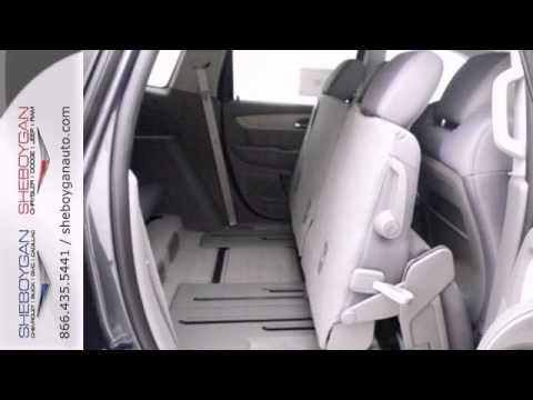 2014 Chevrolet Traverse Madison WI Milwaukee, WI #A9479 SOLD