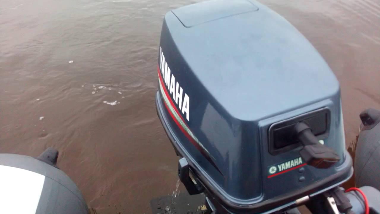 Ямаха 8л.с. лодка REEF 300нд