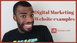 Digital Marketing Website Examples : Digital Marketing Decoded