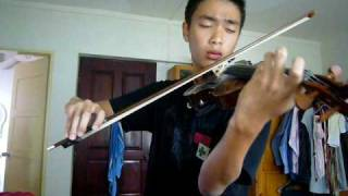 Romeo and Juliet Theme song-A Time For Us(violin solo)