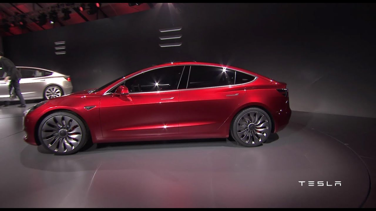 2019 tesla model 3 hatchback - youtube