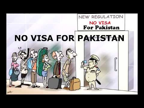 UNITED STATES ANNOUNCES 'NO VISA' POLICY FOR PAKISTAN