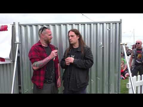 Blind Guardian Interview Bloodstock Festival 2017