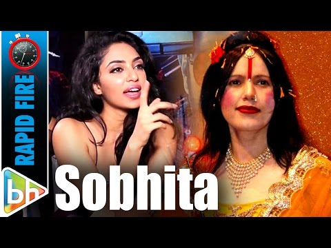 Sobhita Dhulipala's THOUGHTFUL Rapid Fire On Nawazuddin | Raman Raghav 2.0 | Alok Nath | Radhe Maa thumbnail