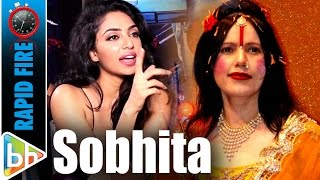 Sobhita Dhulipala's THOUGHTFUL Rapid Fire On Nawazuddin | Raman Raghav 2.0 | Alok Nath | Radhe Maa