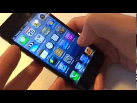 IPhone 5 Fake From China With Android (not Too Bad)