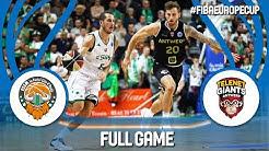 ESSM Le Portel (FRA) v Telenet Giants Antwerp (BEL) - Full Game - FIBA Europe Cup 2017-18