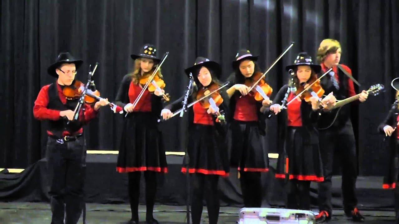 Fiddlers ReStrung 2013 - Hanneke's Castle - Senior ...