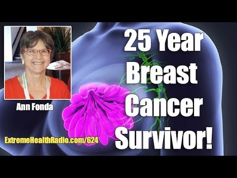 Ann Fonfa - 25 Year Breast Cancer Survivor & Founder Of The Annie Appleseed Project