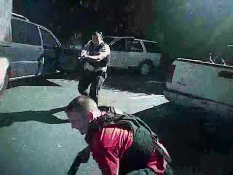Charlotte police video of Keith Lamont Scott shooting