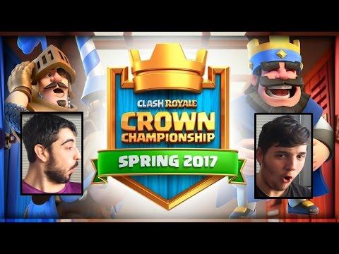 Come funziona il CAMPIONATO DELLA CORONA   MONDIALE Clash Royale   Crown Championship