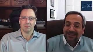 Live - Abraham Weintraub E Luis Philippe Bragança  - Plano De Governo De Bolsonaro