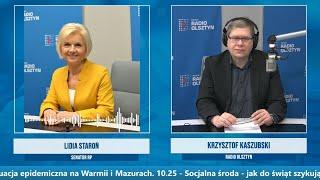 Lidia Staroń (senator RP) #PorannePytania - 31.03.2021 r.