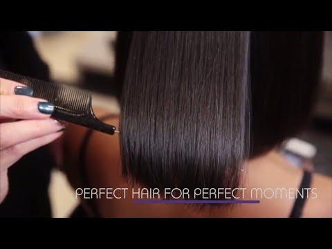 Brazilian Gold Keratin Treatment - U.Hair Point