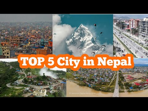 Top 5 City In Nepal