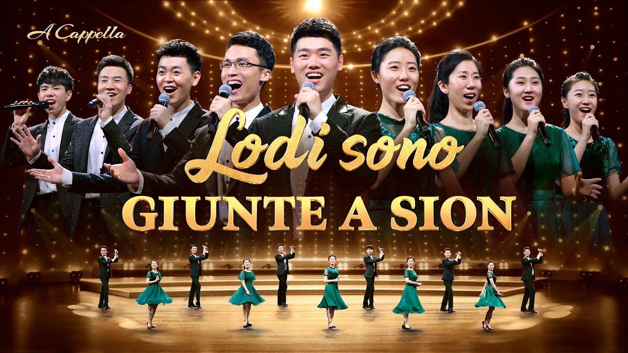 Canto di lode 2020 - Lodi sono giunte a Sion (A Cappella)