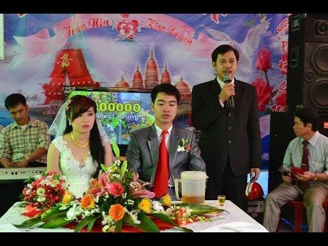 Họ Trai Phát Biểu Đám Cưới Trần Nin Kim Xuyến Kim Chính Kim Sơn Ninh Bình