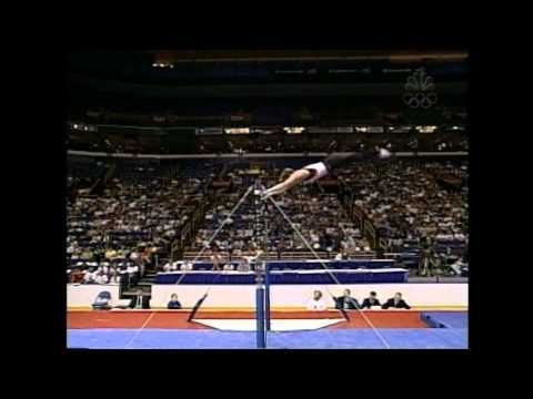 Paul Hamm - Horizontal Bar - 2000 US Championships - Day 2