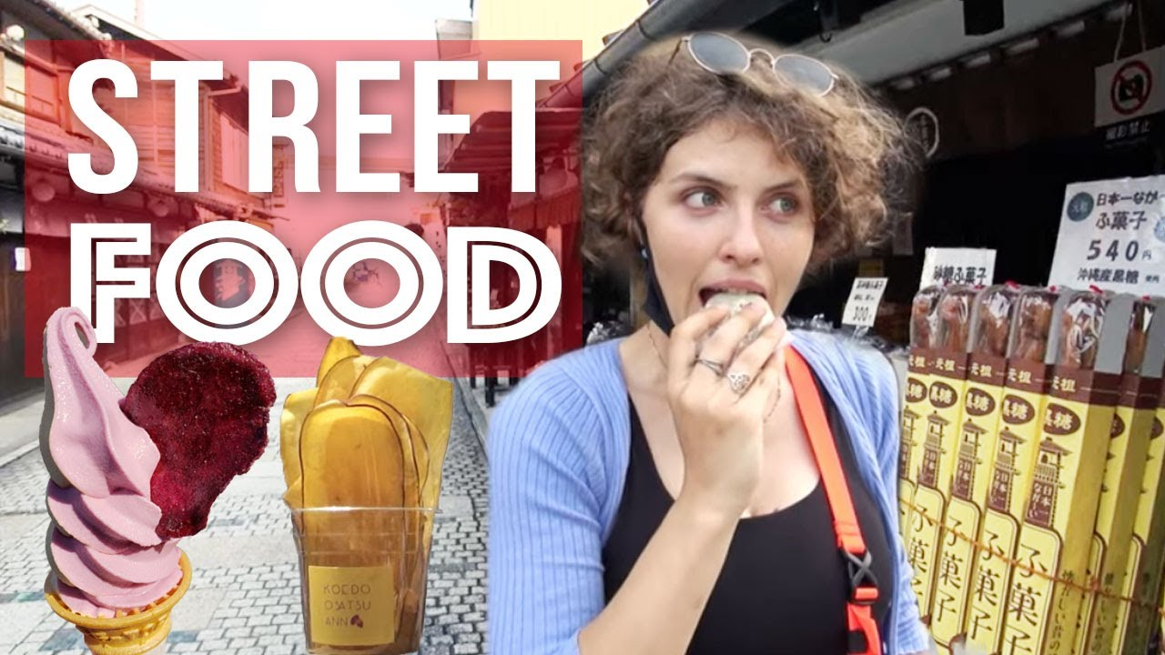 Trying Out Street Food in Old Town Kawagoe|Top 5 food.and 1Beer