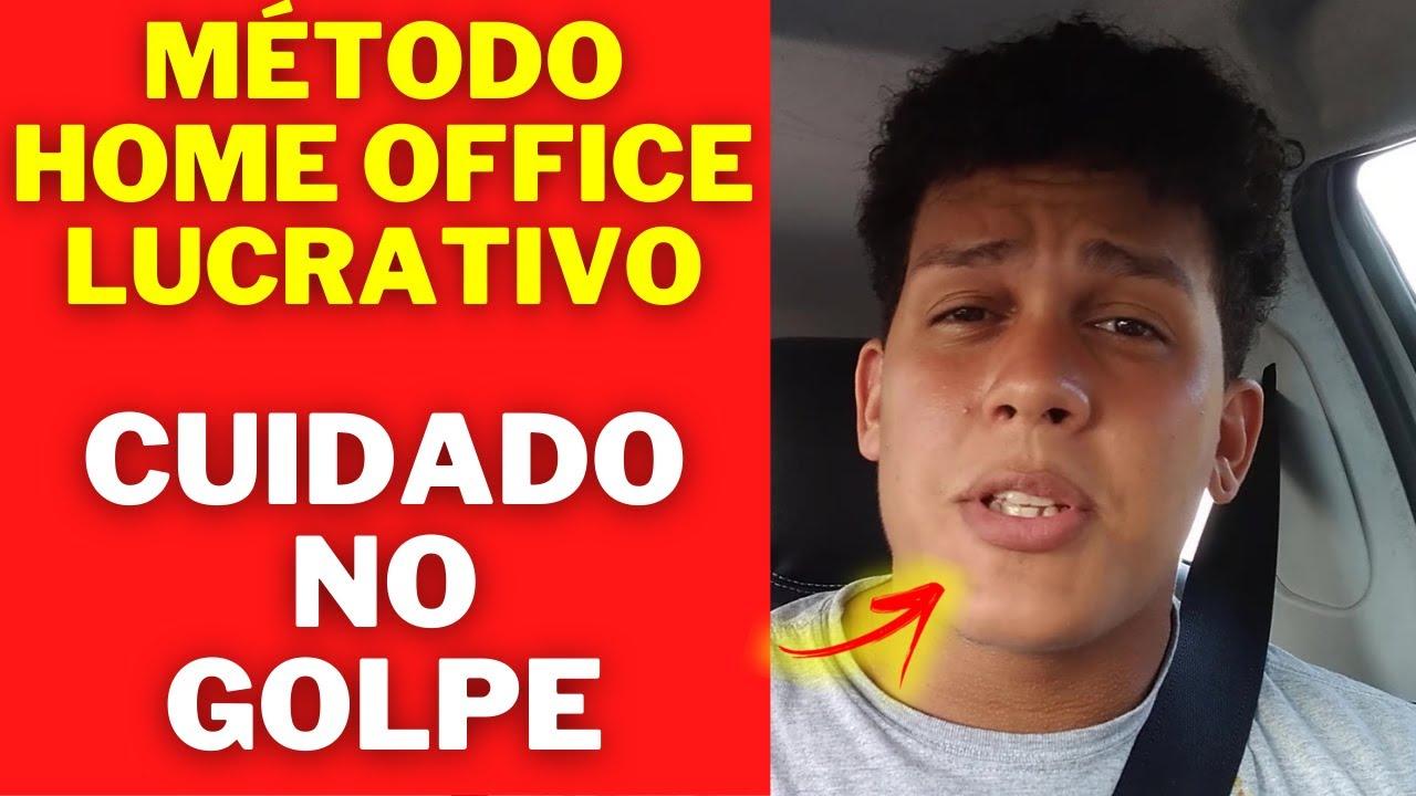 home office lucrativo é seguro