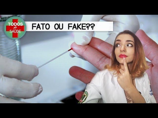 FATO OU FAKE?? IST- Hepatites - Episódio I