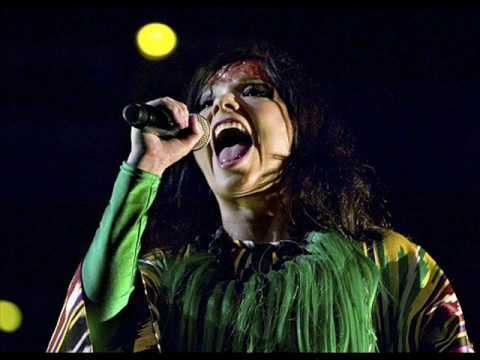 Björk - Pluto (live at Roskilde Festival, 2007) (7-8)