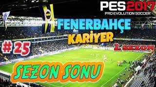SEZONUN SONUNA GELDİK // PES 2017 | Fenerbahçe Kariyer 2.Sezon | Bölüm 25