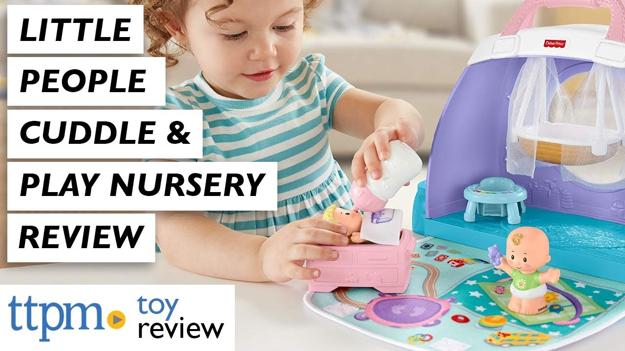 Cuddle Play Nursery From Fisher Price