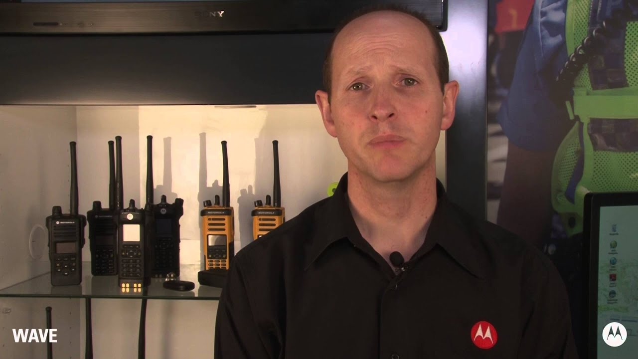 Motorola Solutions - WAVE 5000