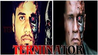 Picsart Terminator Manipulation movie poster photo Editing Tutorial | Edited India.