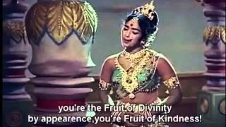 Thiruparankundrathil Nee Sirithal - Kandhan Karunai 1967